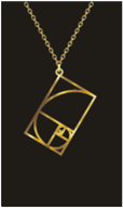 Golden Mean Pendant